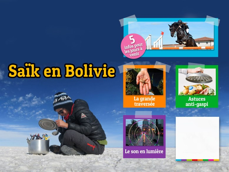 Couv Saïk Bolivie